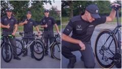 W ciągu 24 godzin chcą przejechać rowerem 500 km.