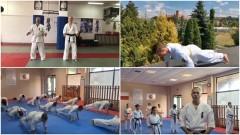 Malborski Klub Kyokushin Karate w #GaszynChallenge wspiera Dominika Oflakowskiego.