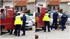 Czy policja ma inne względy? – pyta mieszkanka Malborka.