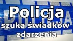 Malborska policja szuka świadków zdarzeń.