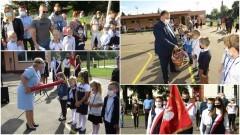 Rozpoczęcie roku szkolnego 2020/2021 w Gminie Stare Pole.