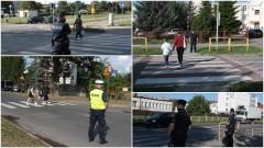 """""""Bezpieczna droga do szkoły"""" - policyjne działania na terenie Malborka."""