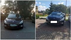 Wracamy do sprawy. Mistrz (nie tylko) parkowania na Michałowskiego i Rolniczej w Malborku.
