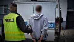 Kierowca pod wpływem narkotyków i bez uprawnień.
