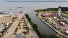 Urząd Morski w Gdyni rozbuduje pirs pasażerski morskiego portu rybackiego w Krynicy Morskiej