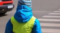 """""""Bezpieczny pieszy"""" – weekendowy raport malborskich służb mundurowych."""