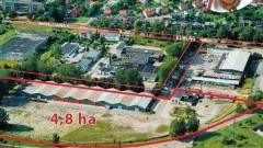 Jak wygląda zagospodarowanie terenu po Agromie i MSE z włączeniem negocjacji z Dino Polska