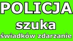 Pomóż policji znaleźć sprawcę zdarzenia.
