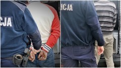 Tczew. Ukradli osobówkę, którą policjanci znaleźli na terenie Gdańska.