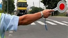 """13 mandatów w dwa dni - policja podsumowała działania """"Truck & Bus""""."""