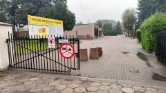 Jakie obostrzenia czekają nas w 1 listopada? Zobacz Cmentarz Komunalny w Malborku z lotu ptaka