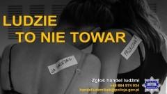 18 października Europejskim Dniem Walki z Handlem Ludźmi.