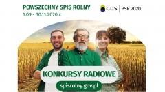 Gmina Malbork zachęca – rolniku, weź udział w konkursie radiowym i zgarnij ciekawe nagrody.