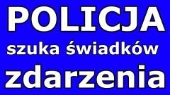 Pomóż policji ustalić sprawców zdarzenia.