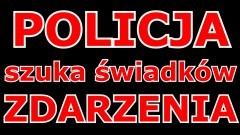 Policjanci z malborskiej komendy szukają świadków zdarzenia.