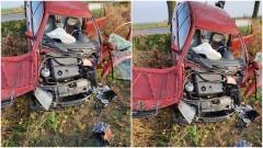 Wypadek drogowy w Świerkach – weekendowy raport malborskich służb mundurowych.
