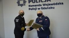 Pomorscy terytorialsi podpisali porozumienie o współpracy z policją.
