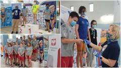 MAL WOPR. 13 medali na zawodach Otylia Swim Cup w Gdańsku.