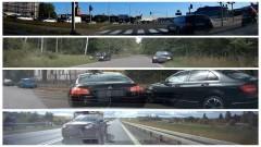 Policjanci apelują – STOP agresji drogowej.