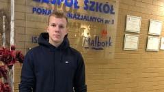 """Projekt """"Matura OMG ..., ale kwit trzeba mieć!"""" w ZSP3 w Malborku."""