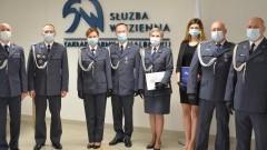 Malbork. Odznaczenia i awanse w Zakładzie Karnym z okazji święta Odzyskania Niepodległości.