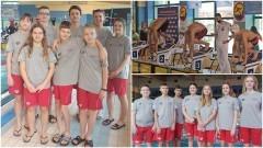 MAL WOPR. Pływacy z Malborka z zawodów znowu przywieźli worek medali.