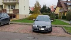 Mistrz (nie tylko) parkowania na Czerskiego w Malborku.