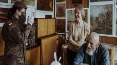 Terytorialsi z Pomorza wspomagają seniorów.