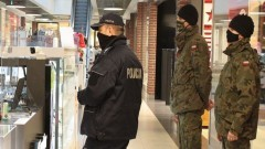 Malbork. W weekend policjanci będą kontrolować sklepy.