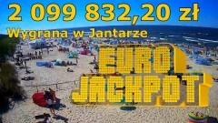 Jantar. Padła wygrana ponad 2 miliony złotych w Eurojackpot