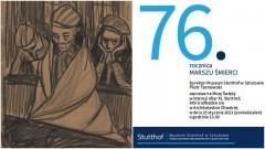 Sztutowo. 76 rocznica Marszu śmierci więźniów obozu Stutthof.