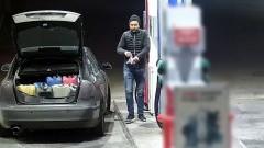 Tczew. Pomóż policji ustalić sprawcę kradzieży paliwa.