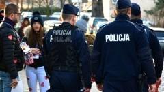 Nad bezpieczeństwem 29 Finału WOŚP będą czuwać policjanci.