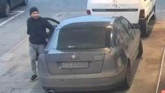 Nowy Dwór Gdański. Złodziej paliwa poszukiwany przez policję w całym regionie.
