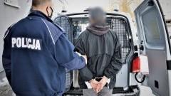 Tczew. Za znaczne ilości narkotyków mężczyźnie grozi do 10 lat więzienia.