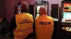 Malbork. Kolejne nielegalne automaty zarekwirowane przez policję.