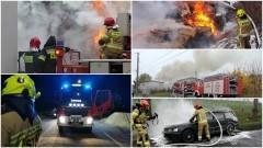 Malbork. Strażacy podsumowali działania ratownicze w 2020 r.
