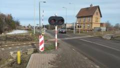 Malbork-Gardeja. Rozpoczęła się przebudowa przejazdu kolejowego w Nowej Wsi Malborskiej.