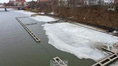 Malbork. Gruntowny remont miejskiego kąpieliska za prawie 600 tys. zł. Zobacz materiał wideo z drona