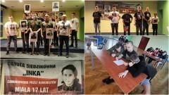 Malbork. Wychowankowie MOW uczcili Narodowy Dzień Pamięci o Żołnierzach Wyklętych.