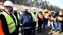 Przekop Mierzei Wiślanej szansą dla całego regionu - informuje minister infrastruktury Andrzej Adamczyk.