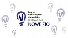 Powiat malborski. Trwa nabór ofert w ramach programu Fundusz Inicjatyw Obywatelskich NOWEFIO.