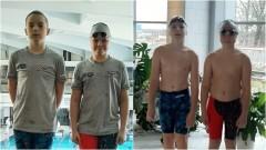 MAL WOPR. Falstart najmłodszych pływaków na zawodach w Słupsku.