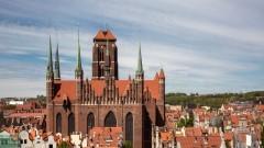 Malbork. Lokalna firma wyróżniona za renowację dachu Bazyliki Mariackiej w Gdańsku.