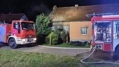 Tragamin. Śmierć w płomieniach – weekendowy raport malborskich służb mundurowych.