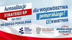 Malbork. Starostwo Powiatowe zachęca do wzięcia udziału w wojewódzkiej konferencji konsultacyjnej dotyczącej polityki młodzieżowej.