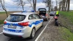 Pijani kierowcy, agresywny pieszy i zderzenie osobówki z motocyklem - raport sztumskich służb mundurowych.