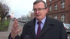 Malbork. Tadeusz Cymański choruje na nowotwór.