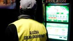 Funkcjonariusze pomorskiej KAS nie ustają w walce z nielegalnym hazardem.