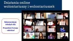 Malbork. Ambasadorzy EPAS z ZSP3 wzięli udział w wirtualnym Festiwalu Europejskim.